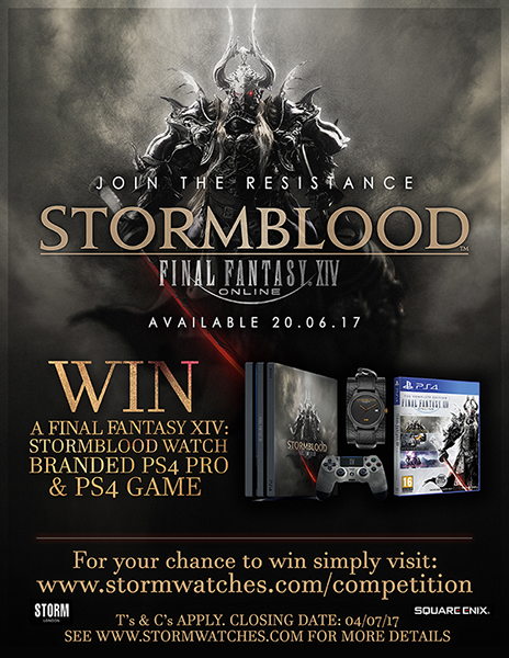 Stormblood Competition