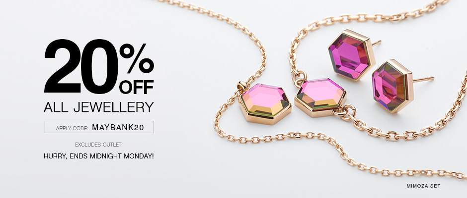 20% off all STORM Jewellery