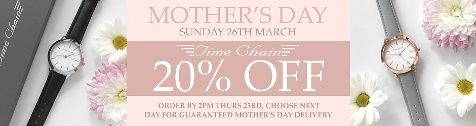 Mothers Day 20% Off!